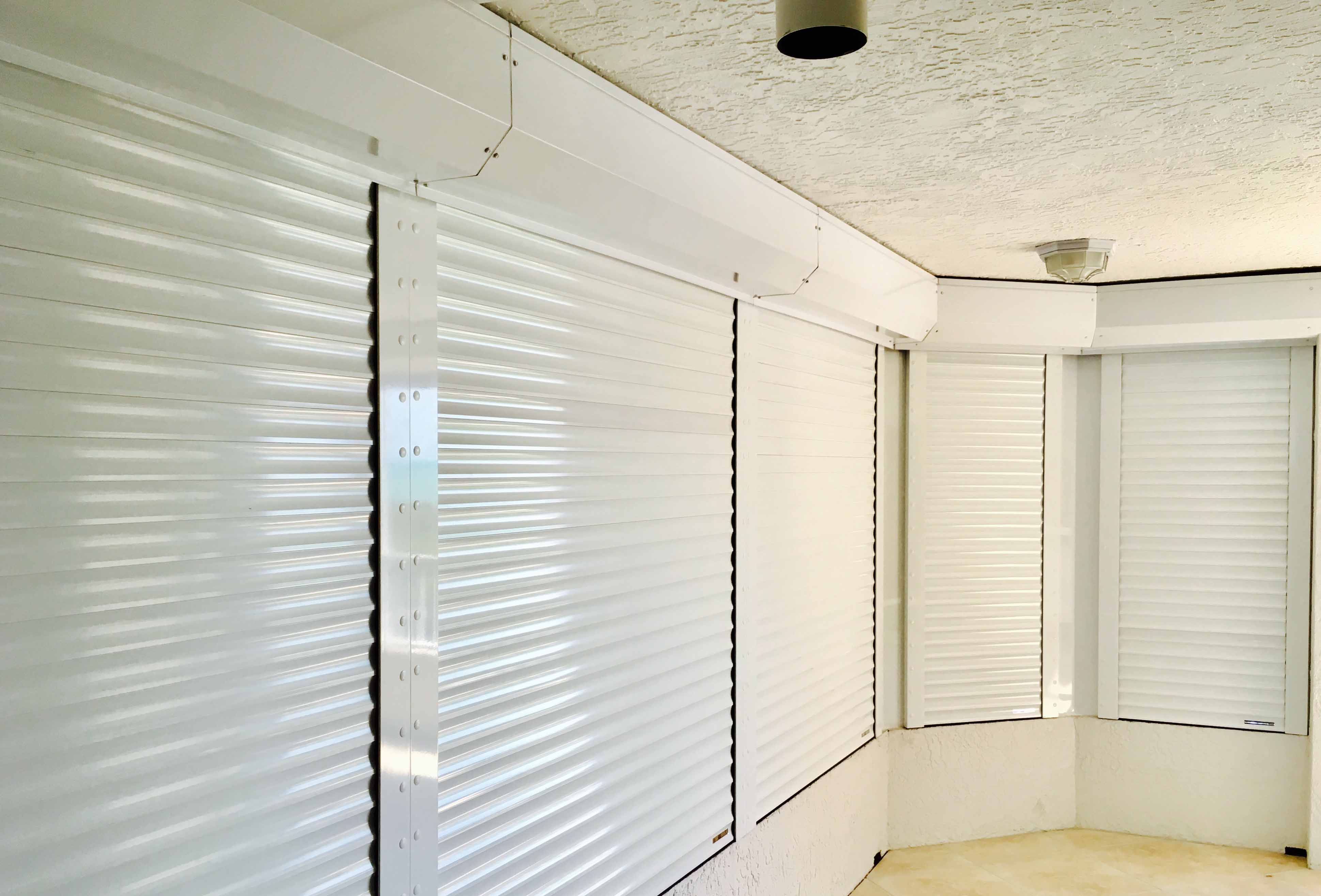 Gallery Roll Down 5 Star Hurricane Shutters